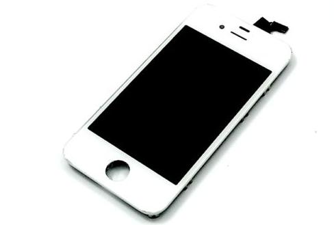 iphone 4 komplett display lcd reparatur phone repair store handy reparatur k ln. Black Bedroom Furniture Sets. Home Design Ideas